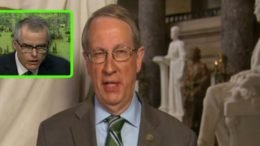 Goodlatte subpoena's McCabe to testify to Congress. Photo credit to US4Trump compilation with screen captures.