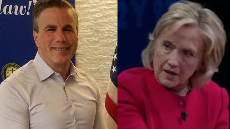 Tom Fitton exposes Hillary with more email requests. Photo credit US4Trump compilation with Tom Fitton Reddit, Screen Shot.