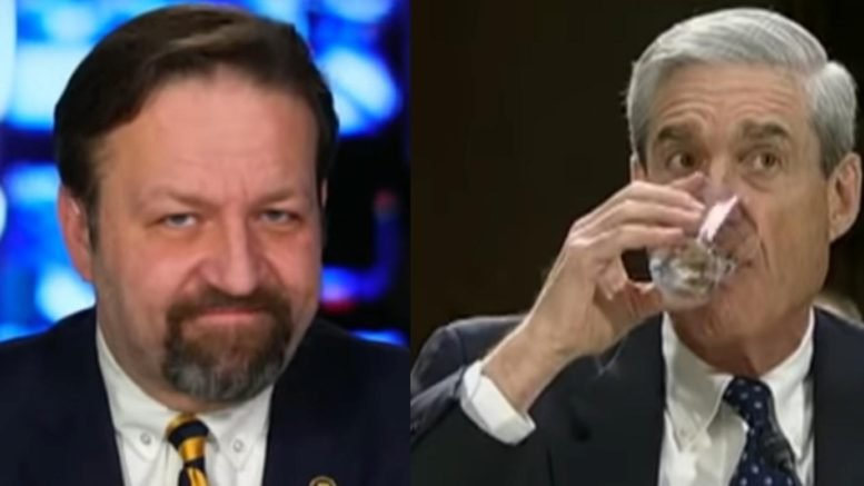 Gorka drops an hilarious TRUTH BOMB on the Mueller probe and obliterates their narrative with FACTS. Photo credit to Swamp Drain compilation with screen grabs.
