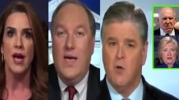 John Solomon and Sara Carter break the news of the second whistleblower in the Clinton Foundation. Photo credit to Swamp Drain compilation with screen shots.