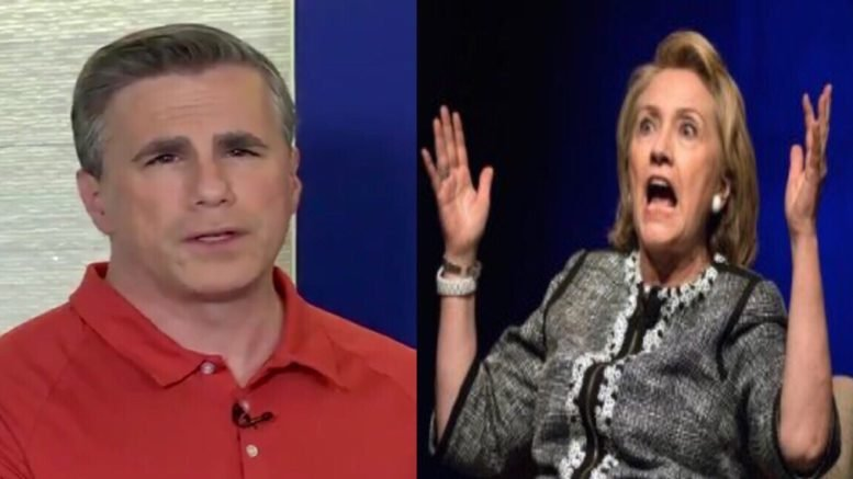 Fitton wins huge Federal court order against Hillary Clinton. Photo credit to Swamp Drain compilation with Screenshot & Tammy Bruce.