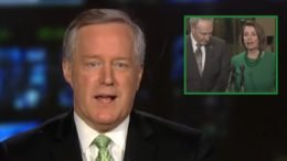 Mark Meadows on exclusive interview with Maria Bartiromo. Photo credit to Swamp Drain compilation with screen shots.