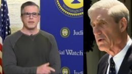 Judicial Watch files FOIA lawsuit against DOJ for Special Counsel costs on Robert Mueller's security detail. Photo credit to Swamp Drain compilation with screen shots.