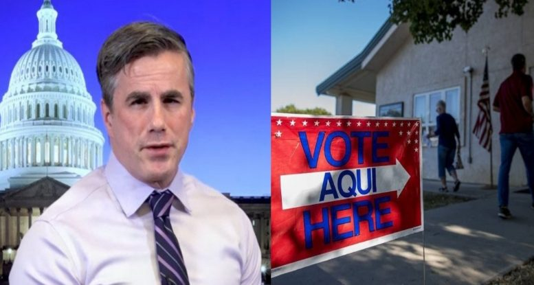 Tom Fitton and Judicial Watch scored a major WIN against potential voter fraud. Photo credit to Swamp Drain compilation with Tom Fitton Reddit, Andrew Kuhn/ Merced Sun-Star.