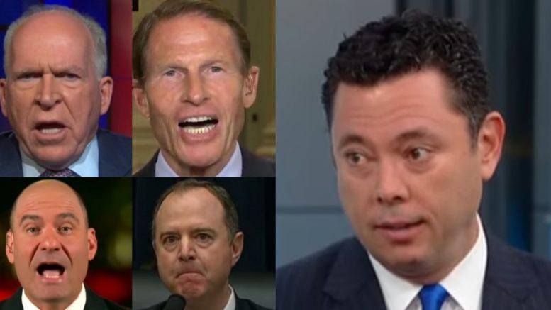 Brennan, Blumenthal, Hahn, Schiff, Chaffetz