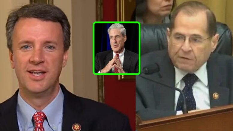Rep. Cline, Mueller, Nadler, Judiciary