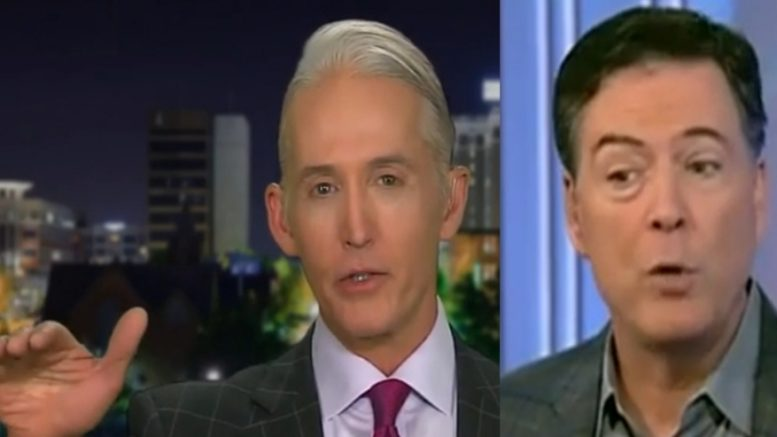 Gowdy, Comey