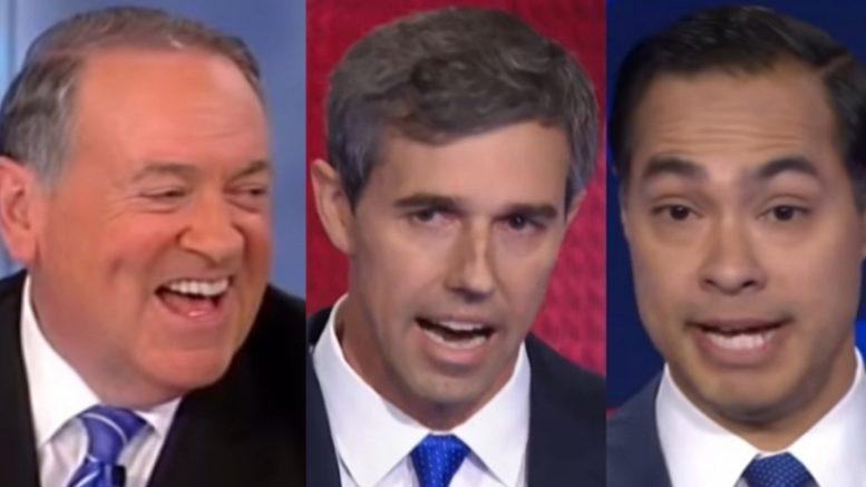 Huckabee, Beto, Castro
