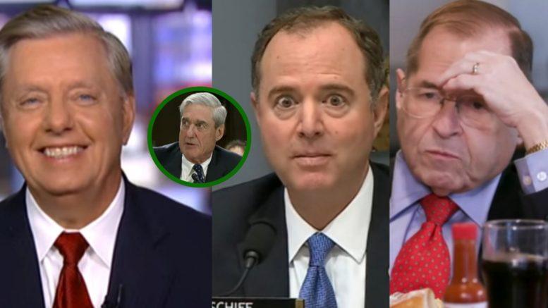 Graham, Mueller, Schiff, Nadler