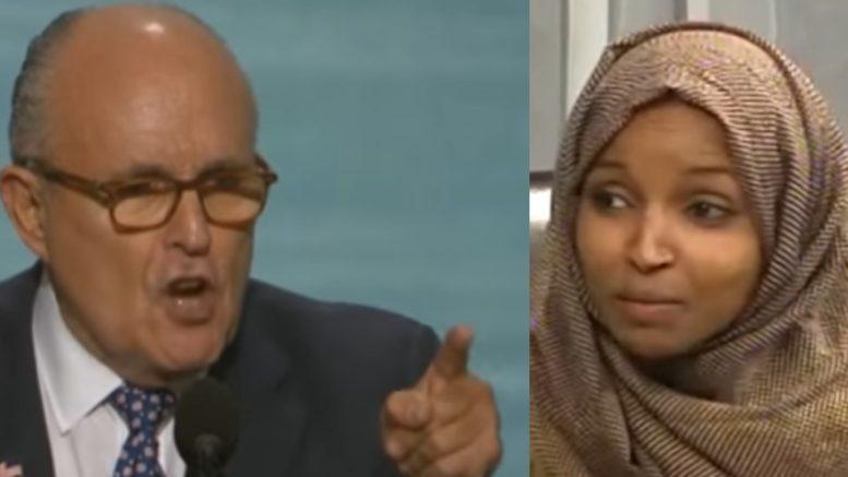 Giuliani, Omar