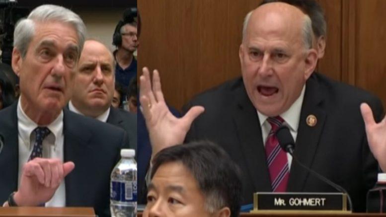 Mueller, Gohmert
