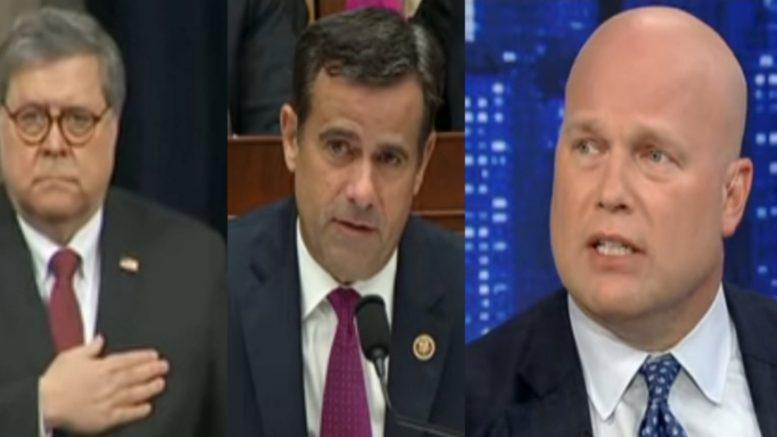 Barr, Ratcliffe, Whitaker