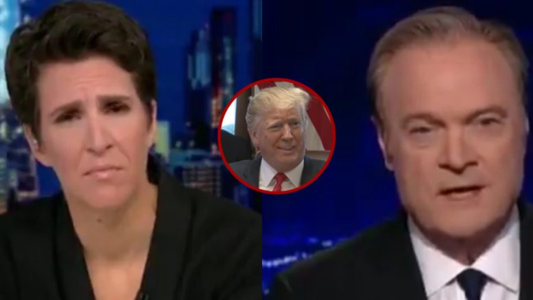 Maddow, O'Donnell