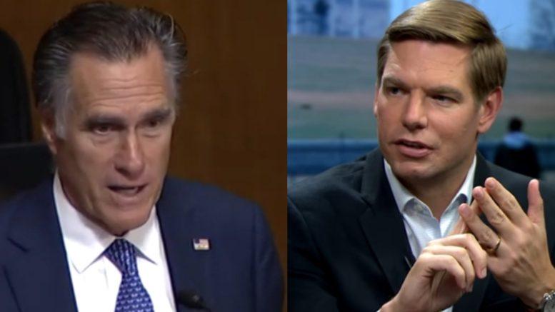 Romney, Swalwell