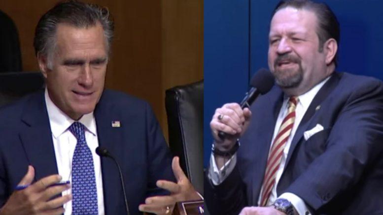 Romney, Gorka