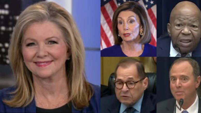 Marsha Blackburn, Pelosi, Cummings, Nadler, Schiff