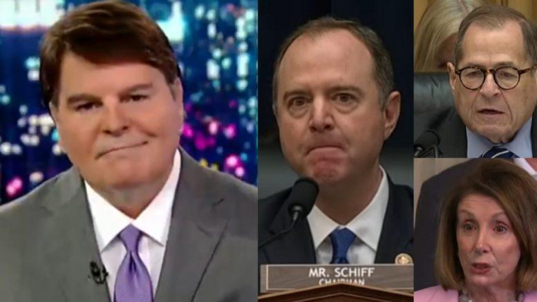 Gregg Jarrett, Schiff, Nadler, Pelosi