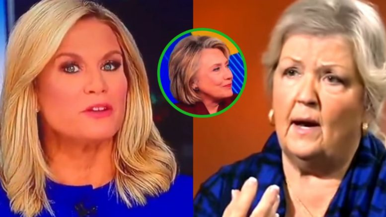 MacCallum, Hillary, Juanita Broaddrick