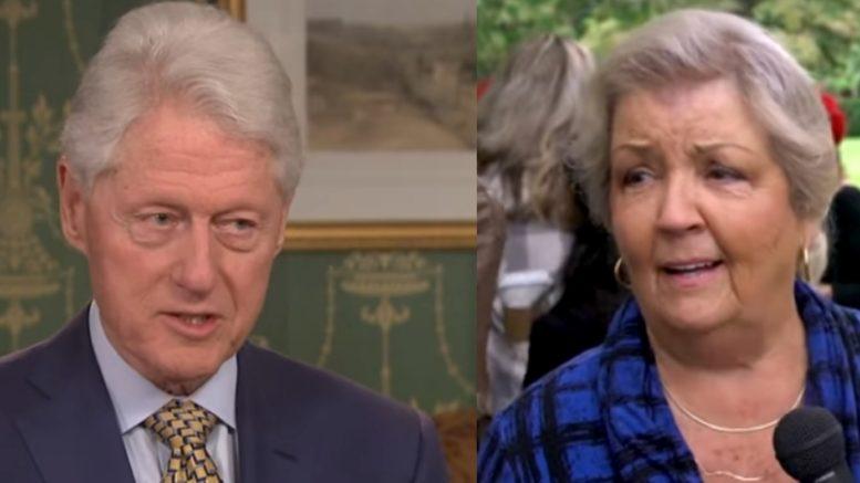 Bill Clinton, Juanita Broadrick