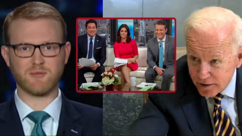 Ron Meyer, Biden, Fox & Friends