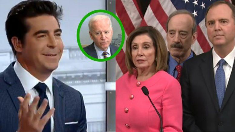 Watters, Biden, Democrats