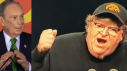 Bloomberg, Michael Moore