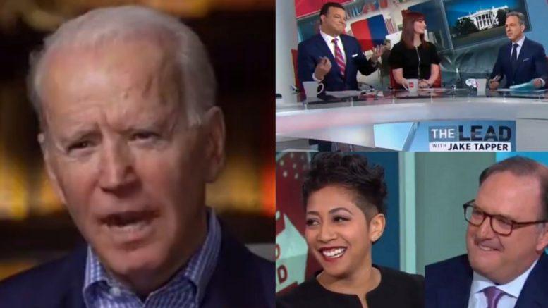 Biden, CNN