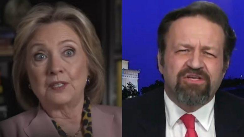 Hillary, Gorka