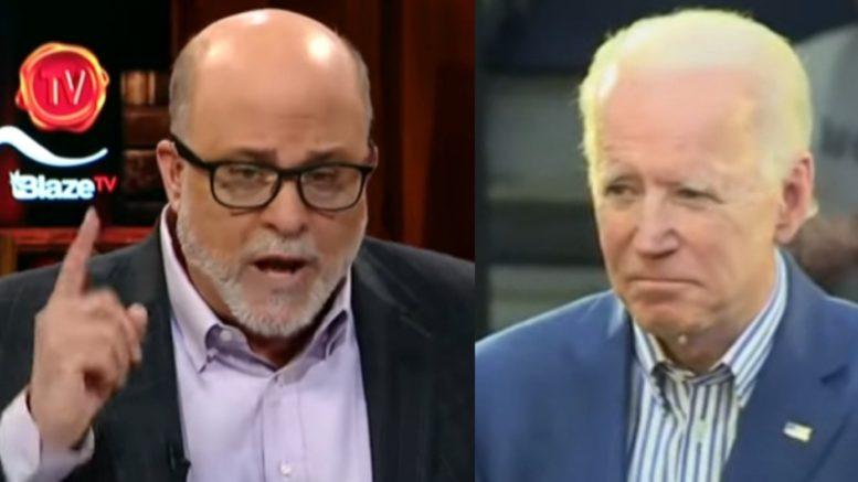 Levin, Biden