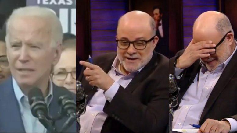 Biden, Levin