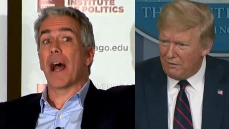 Walsh, Trump