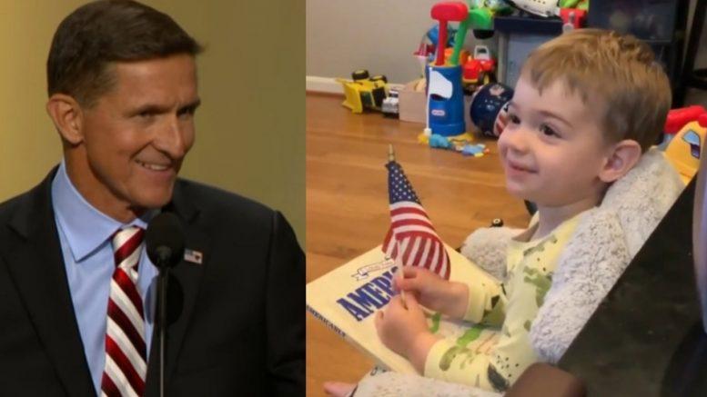 Flynn, Grandson