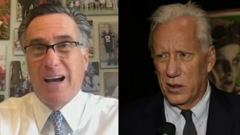 Romney, James Woods