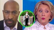 Van Jones, Rachel Cooper, Hillary