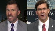 Bryan Dean Wright, Mark Esper