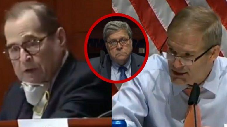 Nadler, Barr, Jordan