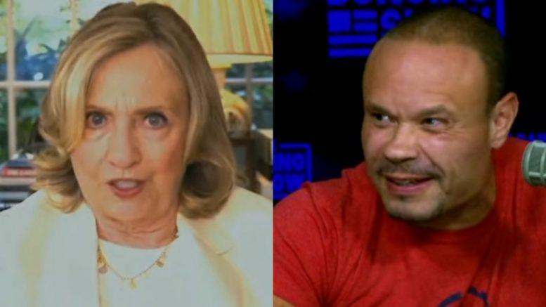 Hillary, Bongino