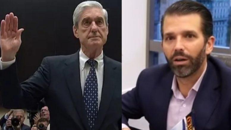 Mueller, Trump Jr.