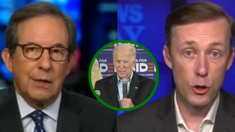 Wallace, Sullivan, Biden
