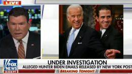 Bret Baier, Biden, Hunter