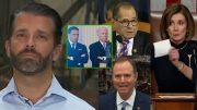 Donald Trump Jr, Joe Biden, Hunter Biden, Democrats