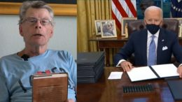 Stephen King, Joe Biden