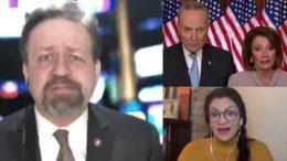 Gorka, Schumer, Pelosi, Tlaib