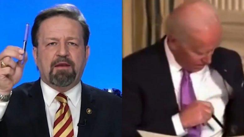 Gorka, Biden