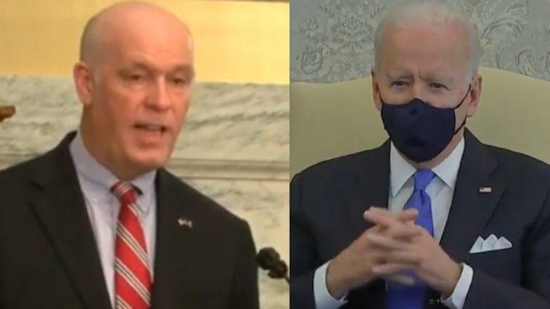 Gianforte, Biden